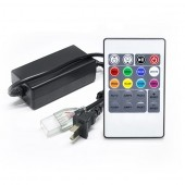AC110~220V 750W IR Remote High Voltage LED RGB Controller