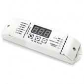 8A/CH 2CH DMX512 Power Decoder 4096 Grey Scales PWM Controller 12-24V