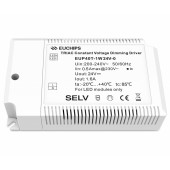 Euchips EUP40T-1W24V-0 40W 24V DC Constant Voltage Dimmable Driver