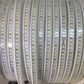 Ultra Bright LED Lighting AC220v LED Strip 5630/5730 SMD 5m 10m 220V Tape Luce Xmas Stroe Outdoor 120leds/m