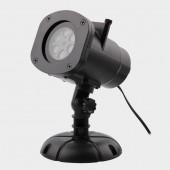 12 Slide LED RGB Waterproof Projector Lamp Christmas Snowflake Star Effect Outdoor Garden Xmas House Decoration Lighting