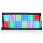 1200 LED RGB Profession DMX Stage Strobe Lighting Effect Music Festival Bar Club DJ Disco Holiday Party Flash Show Light