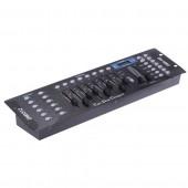 192 DMX Controller Stage Lighting DJ Equipment DMX Console for Disco Party LED Par Moving Head Laser Spot light Controller