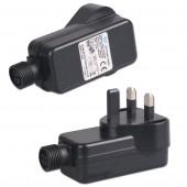 DC 3V 1A Power Supply US AU UK EU Plug Adapter Cord for ALIEN Outdoor Waterproof Laser Lights MODF Series AC 110-240V