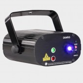 Remote Red Green 64 Patterns Disco Stage Laser Projector Lighting Effect DJ Party Holiday Wedding Birthday Show Lights