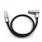 ARRI Alexa Viewfinder Cable Short KC-150 - Viewfinder Cable For ARRI Alexa EVF-1 50cm