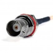 Blackmagic HyperDeck Shuttle HD SDI Cable DIN 1.0/2.3 Male Plug to BNC Female 75ohm RG179 RF Coaxial Cable