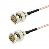 BNC Male to BNC Male RG179 75 Ohm SDI Vedio Cable for 4K 3G HD SDI BMPCC VIDEO OUT Blackmagic Camera