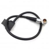 1B 2pin To DTAP Plug For Kine Mini 4k Camera Power Cable. Kinefinity 4k Camera Power Cord 45cm