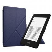 Case for Amazon Kindle Paperwhite 1 2 3 Smart Case Cover Capa Funda Multi-folding PU Leather Shell for Kindle Paperwhite 6''
