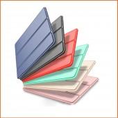 Case for iPad Mini 4 3 2 1 Case PU Leather Silicone Soft Back Trifold Stand Sleep Smart Cover for iPad Mini 2 5 2019 Case Funda