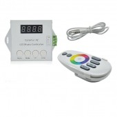 Colorful X2 LED Music RF Controller For WS2812B WS2811 SK6812 Light