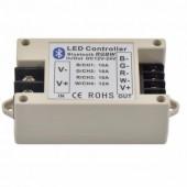 DC12-24V Bluetooth RGBW LED Controller Via Android/IOS Smartphone
