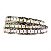 DC 12V WS2815 (Upgraded WS2812B) 1M 144Leds Individually Addressable Digital Dual Signal Wires Programmable 5050 RGB Light