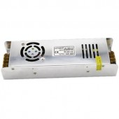 DC12V 30A 360W Thin Long LED Power Supply Transformer AC180~240V