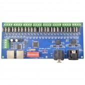 Common Cathode DMX Constant Voltage Decoder WS-DMX-CC-24CH