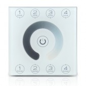DMX-E01 Brightness Adjust 4ch Touch Panel DMX RDM Master Controller