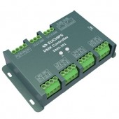 DMX-X01 12-24VDC DMX Live and Stand Alone Controller DMX RDM Master Controller