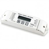 DMX512/1900 to SPI Signal Decoder 6803/8806/2811/2801 DMX Signal Converter