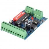 6CH Controller RGB LED DMX512 Decoder WS-DMX-6CH-BAN-V3