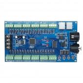 Easy 36 Channel 12 Groups 36CH RGB DMX512 Decoder DC5V-24V For LED Strip Light Led Lamp