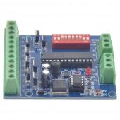 RGBW 8 Channel DMX Controller WS-DMX-8CH-BAN-V1 2 Group 8CH Decoder
