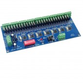 WS-DMX-27CH-HF3 Decoder LED DMX512 Controller