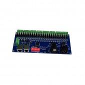 DMX512 Decoder Controller Common Cathode 24 Chnnel 8 Group WS-DMX-CC-24CH