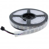Double Row LED Strip SMD 5050 120LEDs/m 12V IP20/IP67 Waterproof flexible Light 5meter/lot White/Warm White/RGB Color