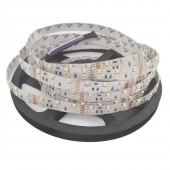 Double Row RGBW LED Strip 5050 RGB + 2835 Cool White / Warm White DC12V 120 LED/m 600 leds strip 5m/lot