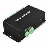 12V 8 Channels SPI Signal Synchronizer for Pixel LED Light Amplifier HC800