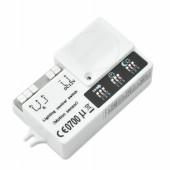 12VDC dry contact motion detector EUC016D Euchips DC Operation / Dry Contact Motion Detector