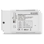 EUP50M-1WMC-0 50W 500~1200mA CC DMX Driver Constant Current Dimmable Drivers