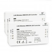 Smart Control Zigbee System Wireless Led Lighting Controller WW/CW Dimming Switch