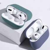 For AirPods Airpod Pro Case Silicone Cover Skin for Air Pod Pro Funda Coque Case for Apple Airpods Pro Support Wireless Charge