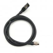 For ZOOM F8/F4 Sound Equipment 688 633 644 Power Cable,D-Tap To Hirose 4 Pin Connector Sound Devices 688/zoom F8