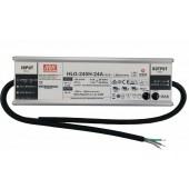 MEANWELL HLG-240H-24 In- und Outdoor Netzteil IP65 24V 240W TÜV