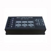 H807DMX DMX512 Console Controller,Support WS2812,WS2813,UCS1903,etc.13 DMX Channels per device,Control Max 1024 Pixels