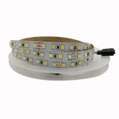 SMD 2835 CCT Strip CW/WW Dual White Color Temperature Adjustable Double Color LED Flexible Tape 120leds/m