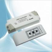 High Voltage 220V 110V led dimmer Single Color led strip lamp Dimmer RF remote Controller AC90-240V DM300