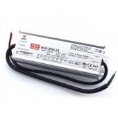 MEANWELL HLG-80H-24 In- und Outdoor Netzteil IP65 24V 80W TÜV