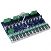 350ma/700ma 12 Channel DMX512 Decoder