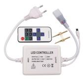 110v 220v LED Dimmer Controller With IR Remote 750W EU Plug / US Plug