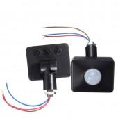 Outdoor Motion Sensor Wall Light Lamp LED PIR Infrared Motion RF180 Degree Switch Sensor Detector AC110V~240V Popular Floodlight