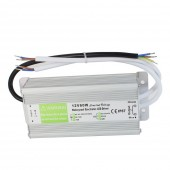 Waterproof 12V 60W Adapter Power Supply 5A Electronic Transformer Driver