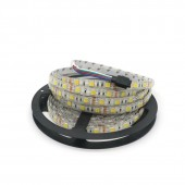 5Metes 2 In 1 Chip Dual Color CCT Adjustable/Dimmable 12V LED Fleixble Strip 5050 White Warm White DHL UPS