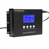 K-SY-408 8CH LED Pixel Light Time Tunnel Controller with Voice And Music Control