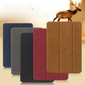Case for iPad Air 2 Air 1 Case Original Matte Deer PU Leather Smart Cover for iPad Mini 3 2 1 Case Flip Auto Sleep/Wake up