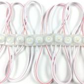 100pcs 1W High Power Slim Small Led Module Side Light Led Lamp 1 Led Injection Len Super Brightness Outside Backlight