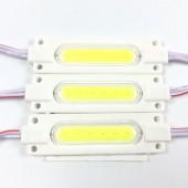 2Ultra Bright COB LED Module Light Pure/Warm White Strip Light Lamp Bead Chip Diy DC 12V Lighting Waterproof